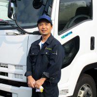 トラックドライバーとしてプライドをもって働ける職場